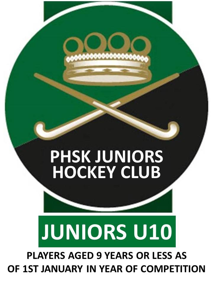JUNIOR'S U10 MEMBERSHIP 2020